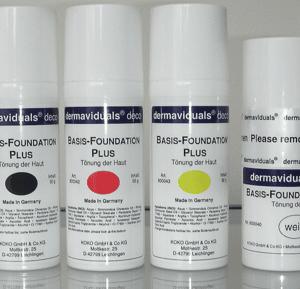 Dermaviduals Base foundation