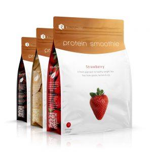 Rejuvenated protein smoothie